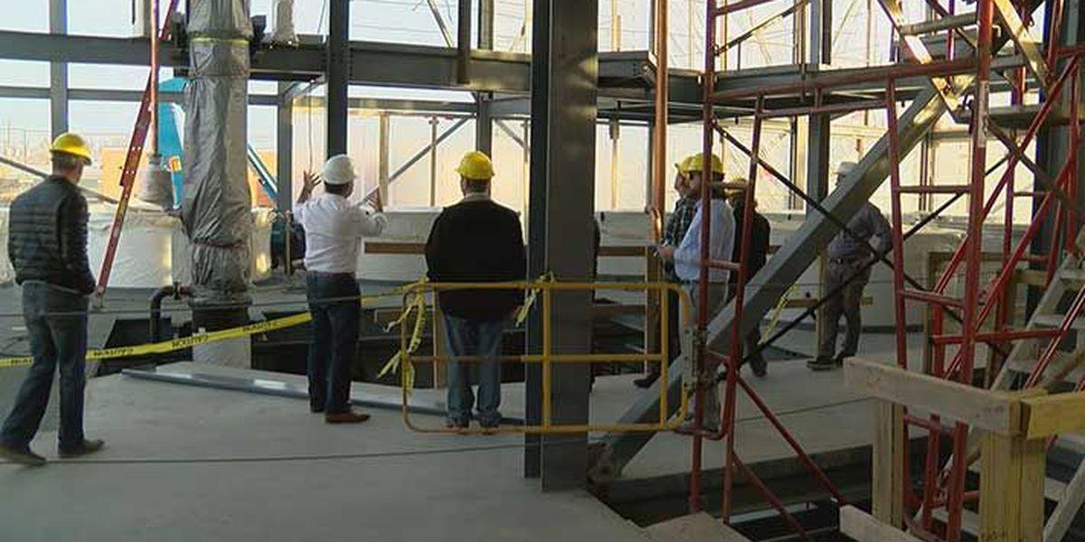 An inside look at progress at Rabbit Hole Distillery