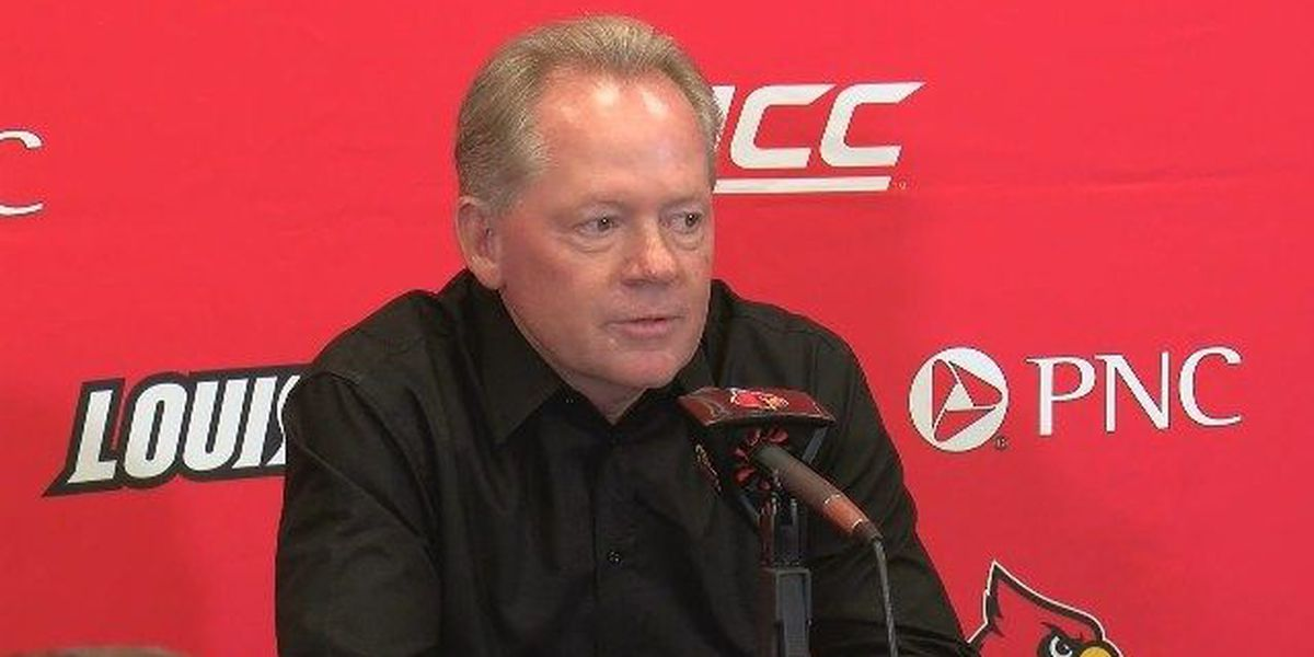 Following Alabama blowout, UofL turns attention to home opener