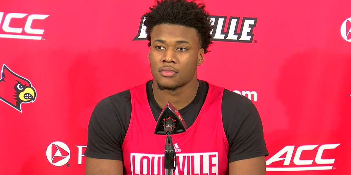 Fresh off UNC upset, Louisville prepares to host Boston College