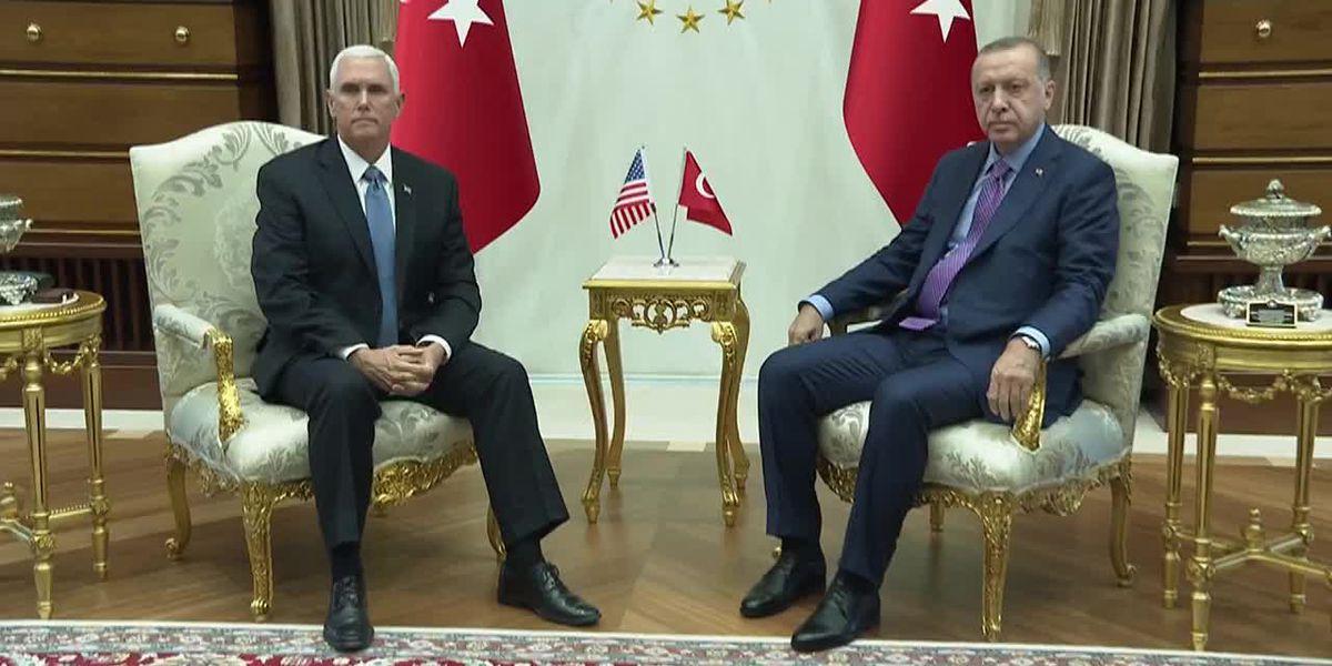 US hails Turkish cease-fire; Kurds must vacate border area