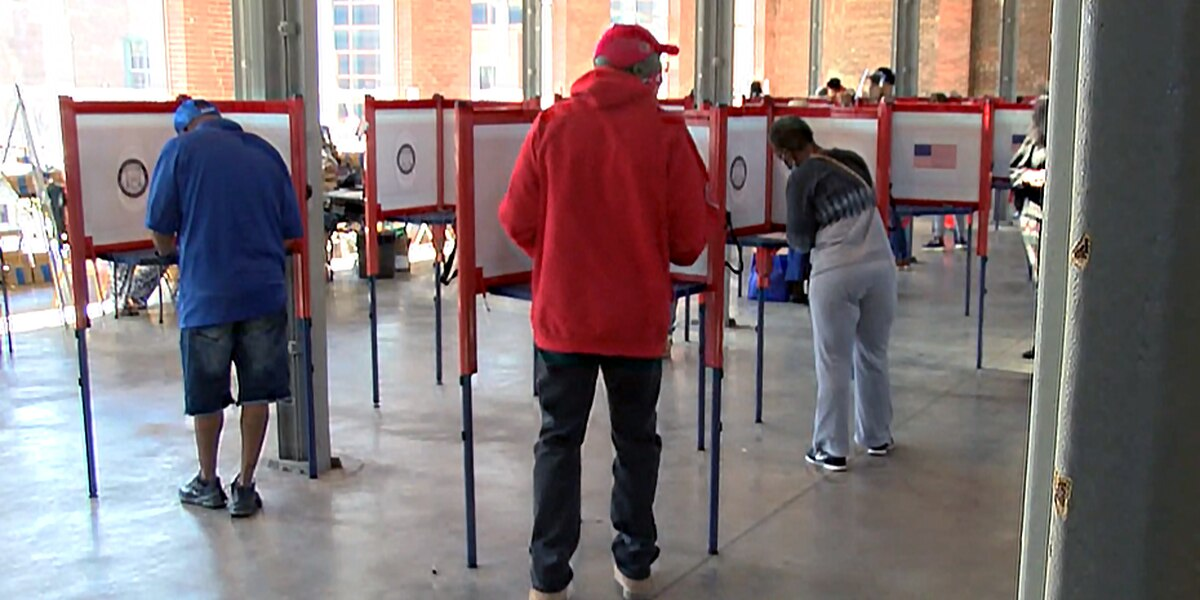 'Make a difference': Voters in west Louisville encourage community to turn out on Election Day