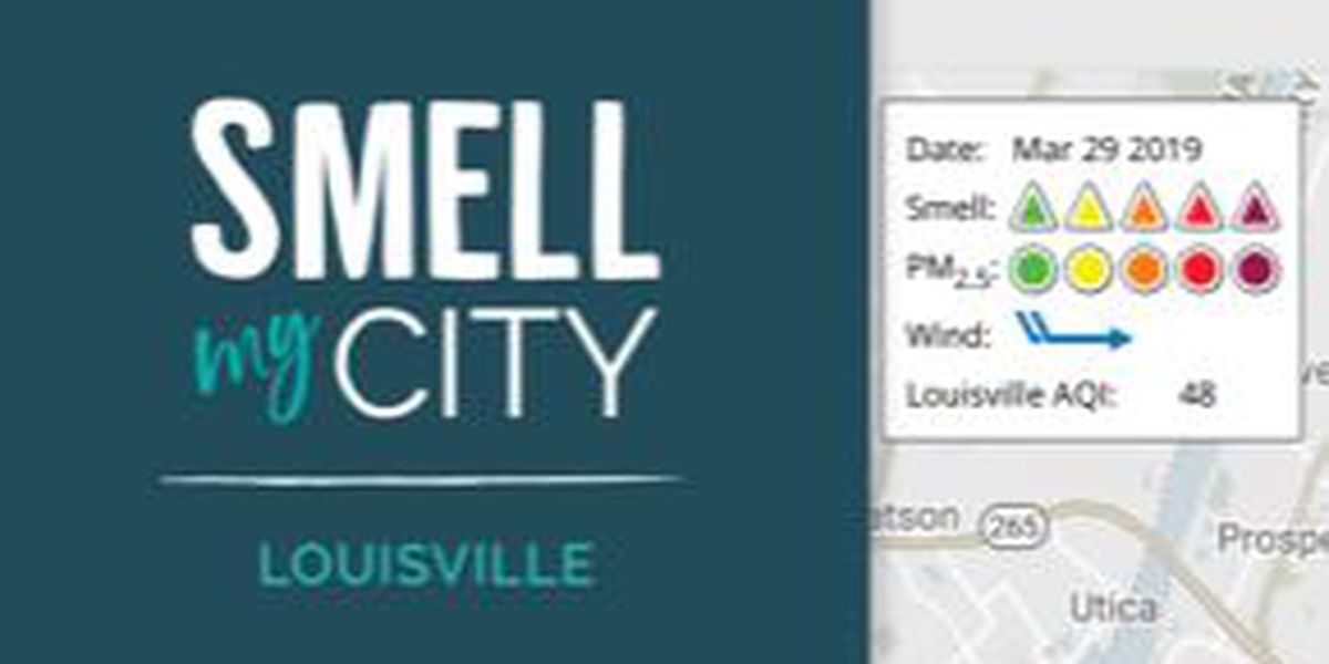 Smell My City app allows Louisvillians to report foul odors, pollution