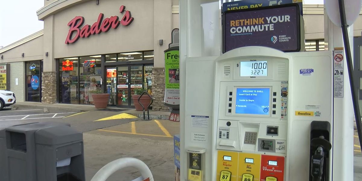 Gas stations staying open amid COVID-19 concerns