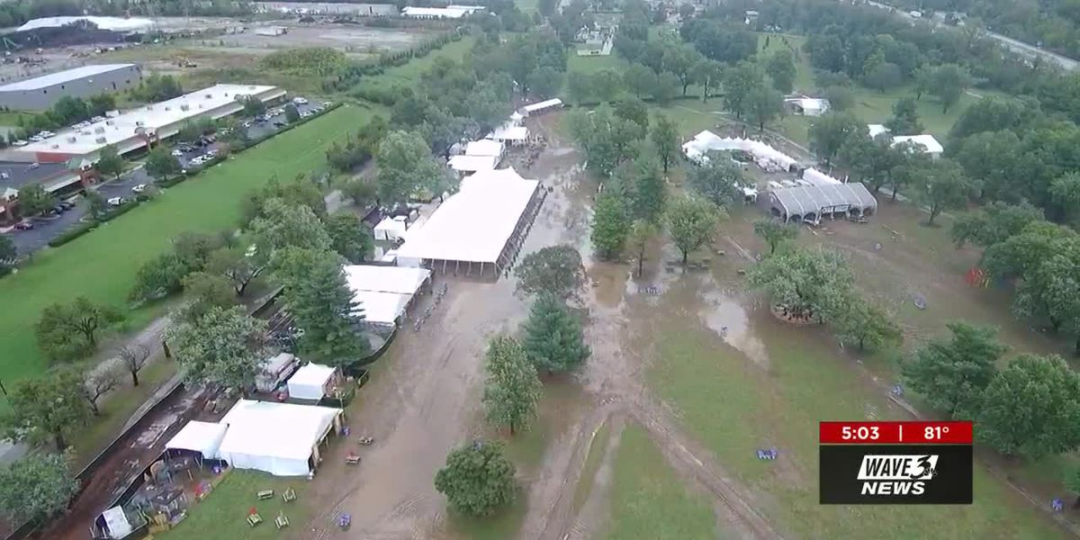 Organizers of Louder Than Life plan to return to Champions Park despite washed-out year