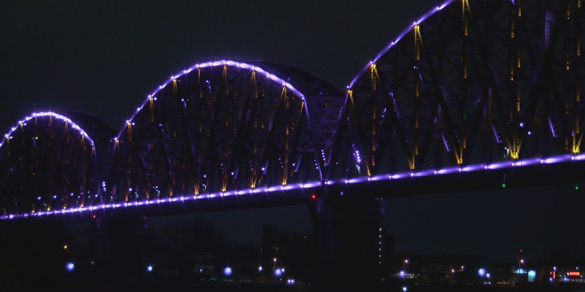 Louisville City FC, Big Four Bridge pays tribute to Kobe Bryant