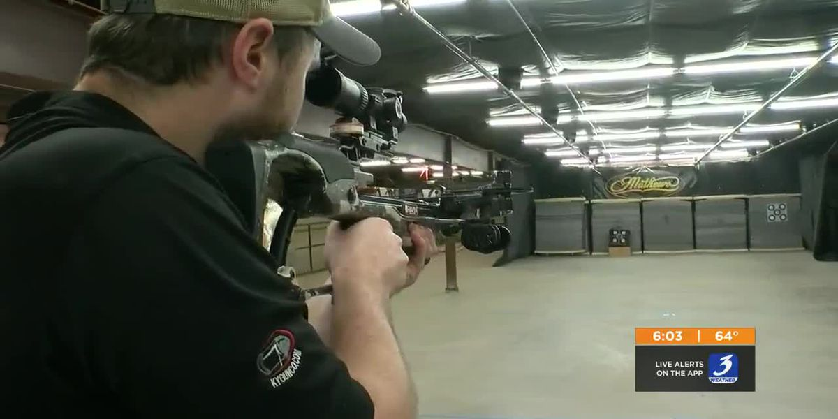 Crossbows becoming more popular weapon