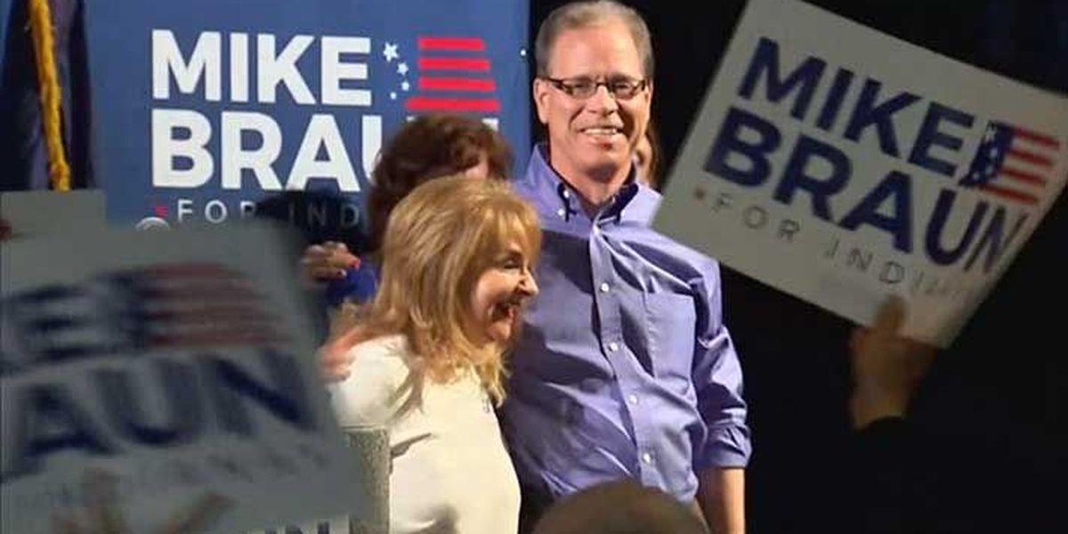 Mike Braun wins Indiana GOP Senate primary