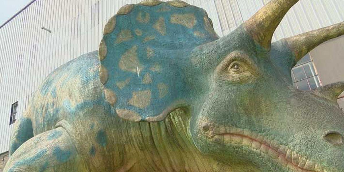 Local group works to restore Louisville's hidden dinosaur