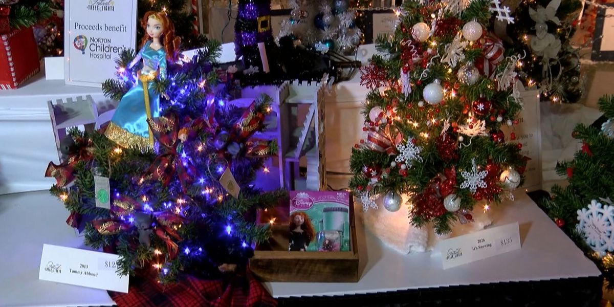 Annual Festival of Trees and Lights, Snow Ball events go virtual for 2020