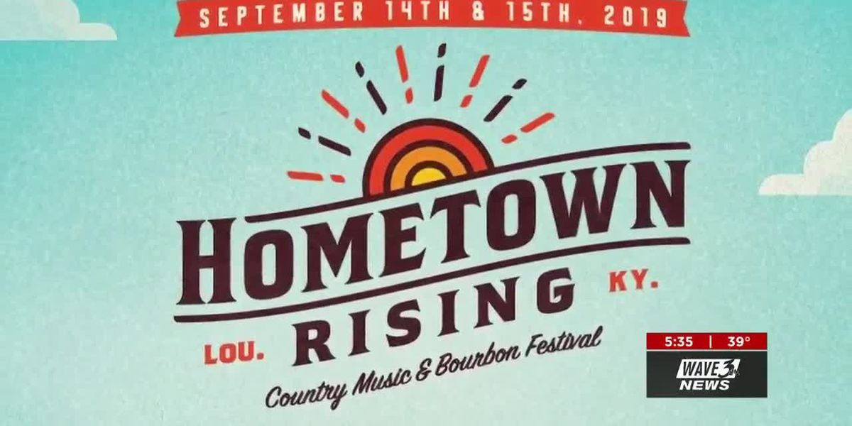 New Louisville music festival Hometown Rising features country music, bourbon