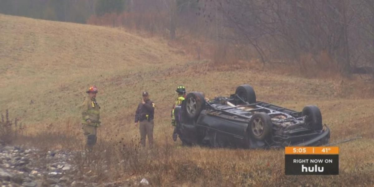 Tough morning for drivers in Hardin Co.
