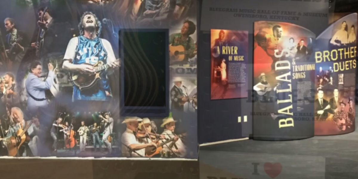 First look inside new Bluegrass Hall of Fame and Museum
