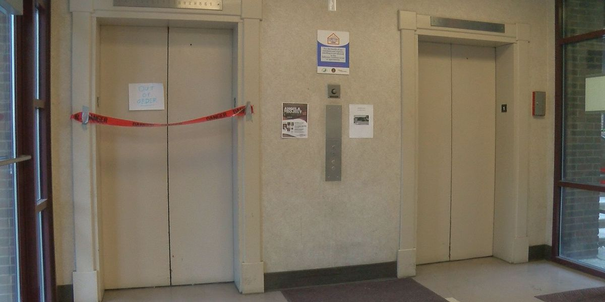 Records show pattern of elevator problems at senior public housing complex