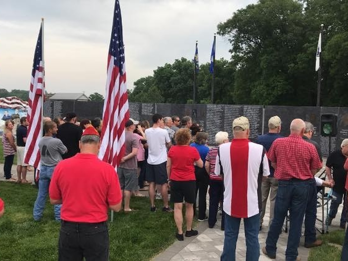 Veterans urge people to seek alternatives after cancelations of public Memorial Day ceremonies