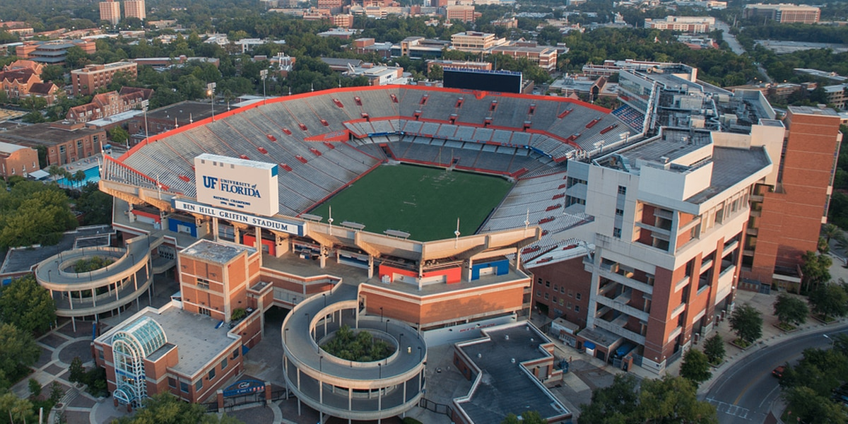 Road Trip Guide for UK fans traveling to Gainesville