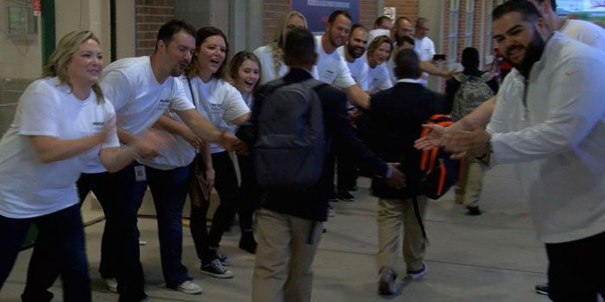 Verizon Innovative Learning program kicks off at DuBois Academy