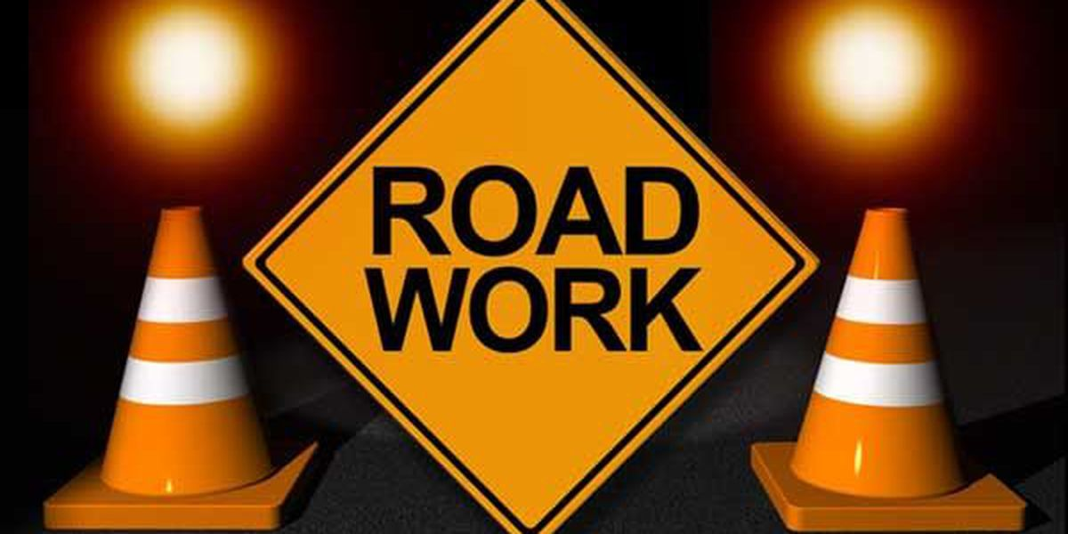 Lanes on I-64 East to close for pavement repairs