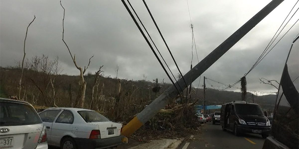 Trump shifts on Puerto Rico, releases aid as election nears