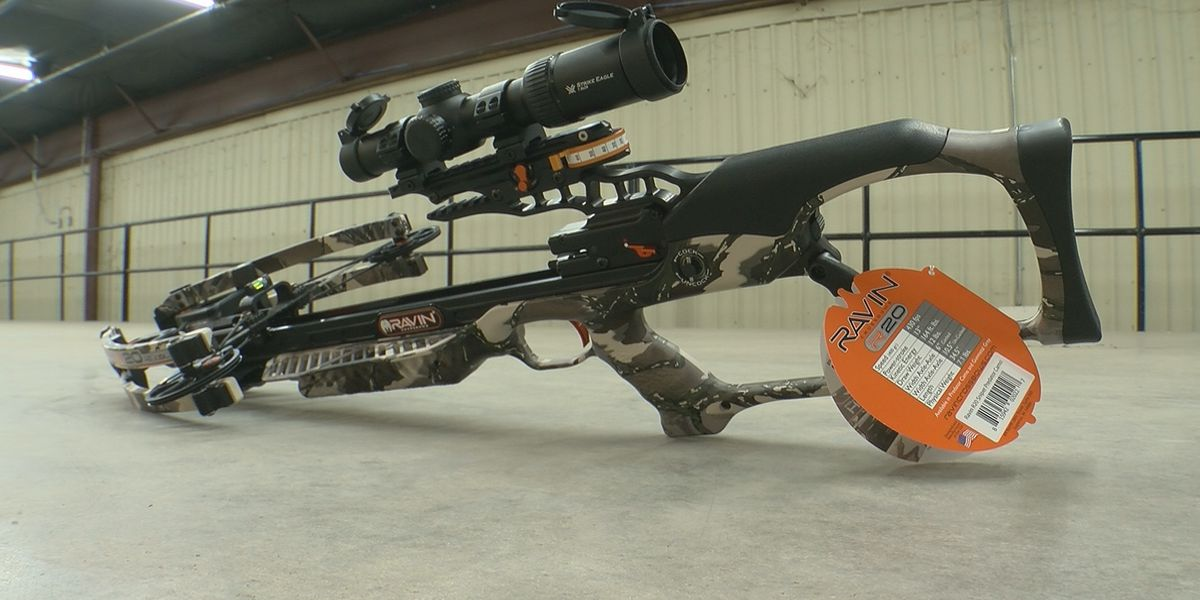 Crossbows are rising in popularity due to ease-of-use and accuracy