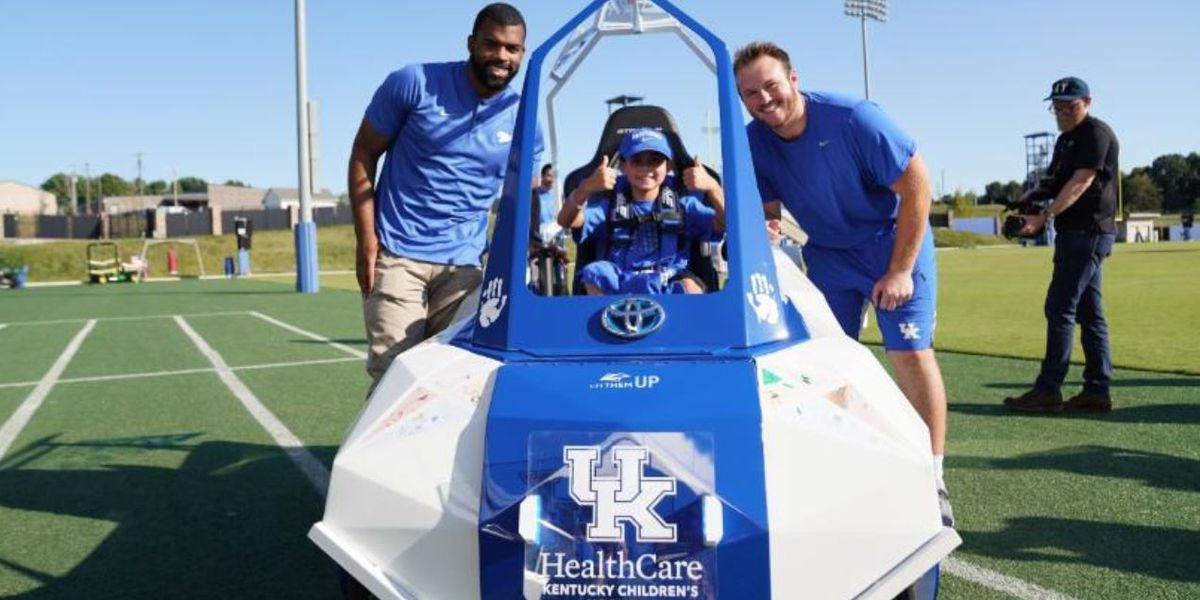 Special UK Children's Hospital guests to join Cat Walk this season