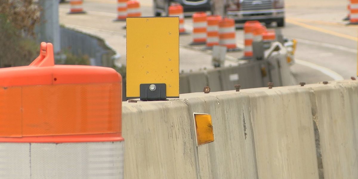 Closures to affect drivers on I-65 in Louisville this weekend