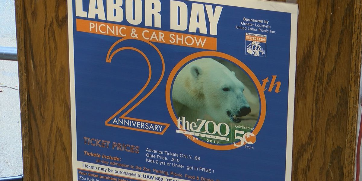 Labor Day at the Zoo Picnic & Car Show celebrates 20 years