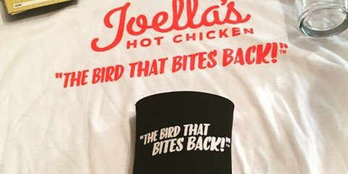 Louisville-based Joella's Hot Chicken giving out free chicken for a year