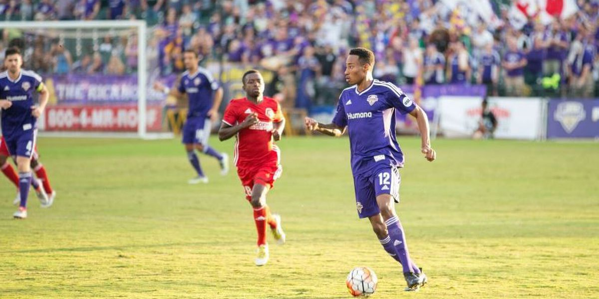 Lou City rolls to 5-0 win over Harrisburg City, back into first place