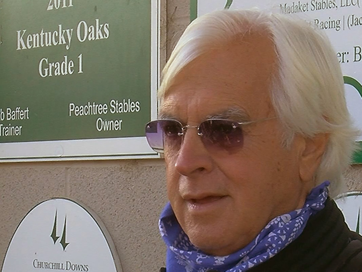 Legal road ahead for Bob Baffert could be long and expensive