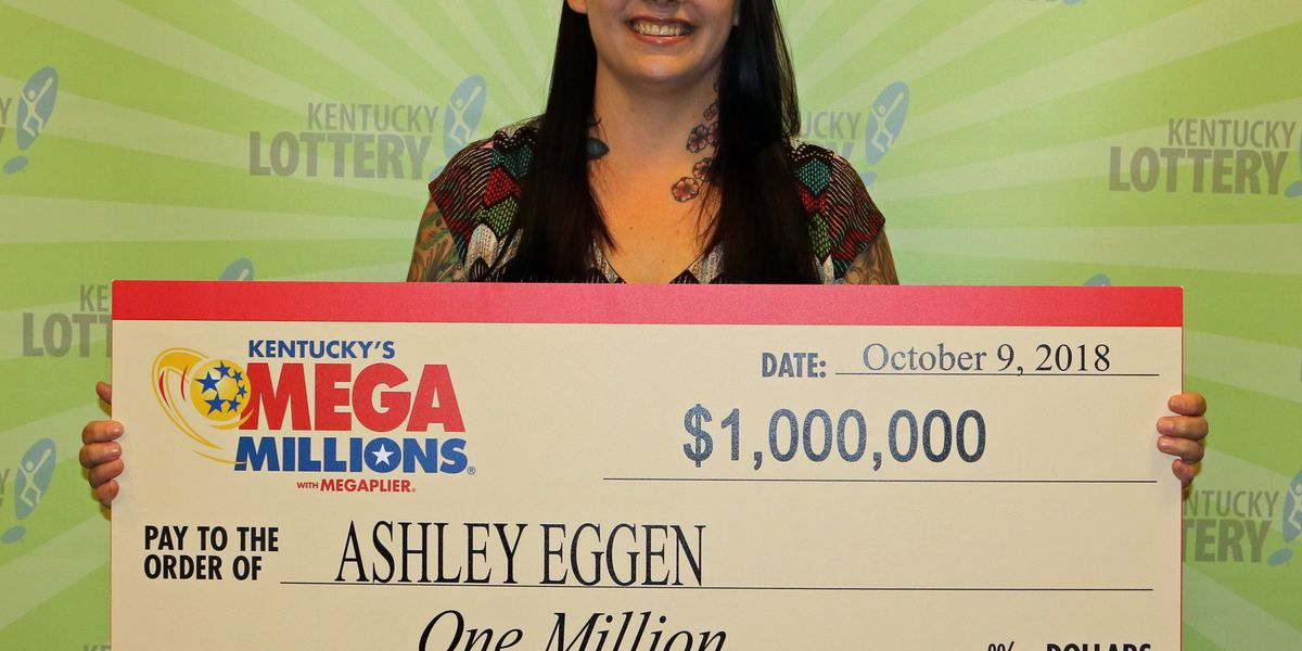 Mega Millions: Elizabethtown woman wins $1 million, plans to buy a new house