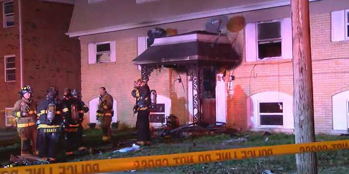 16-year-old girl second victim of southwest Louisville apartment fire