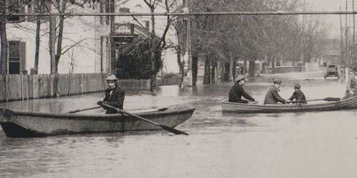 Historians look back at Great Flood of 1937