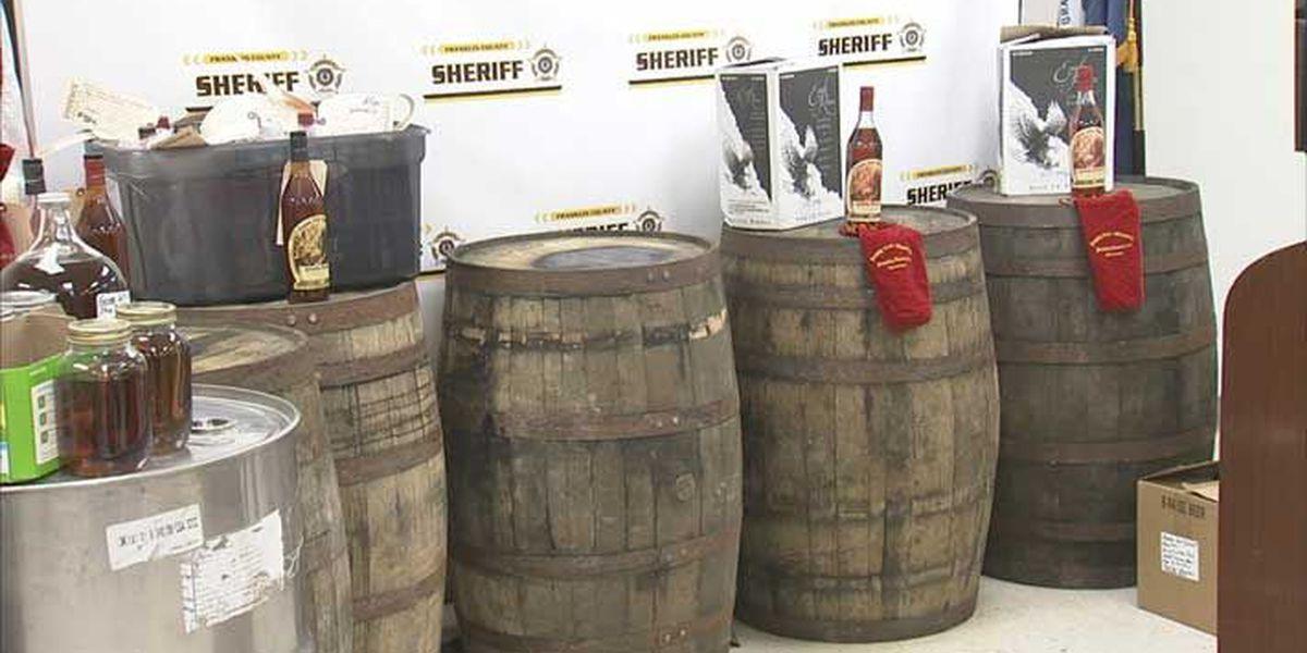 Bourbon heist case nearing a conclusion