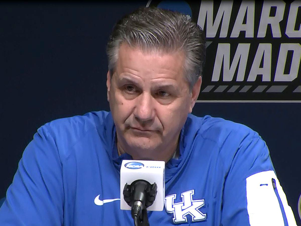 NCAA Tournament: UK-Wofford preview