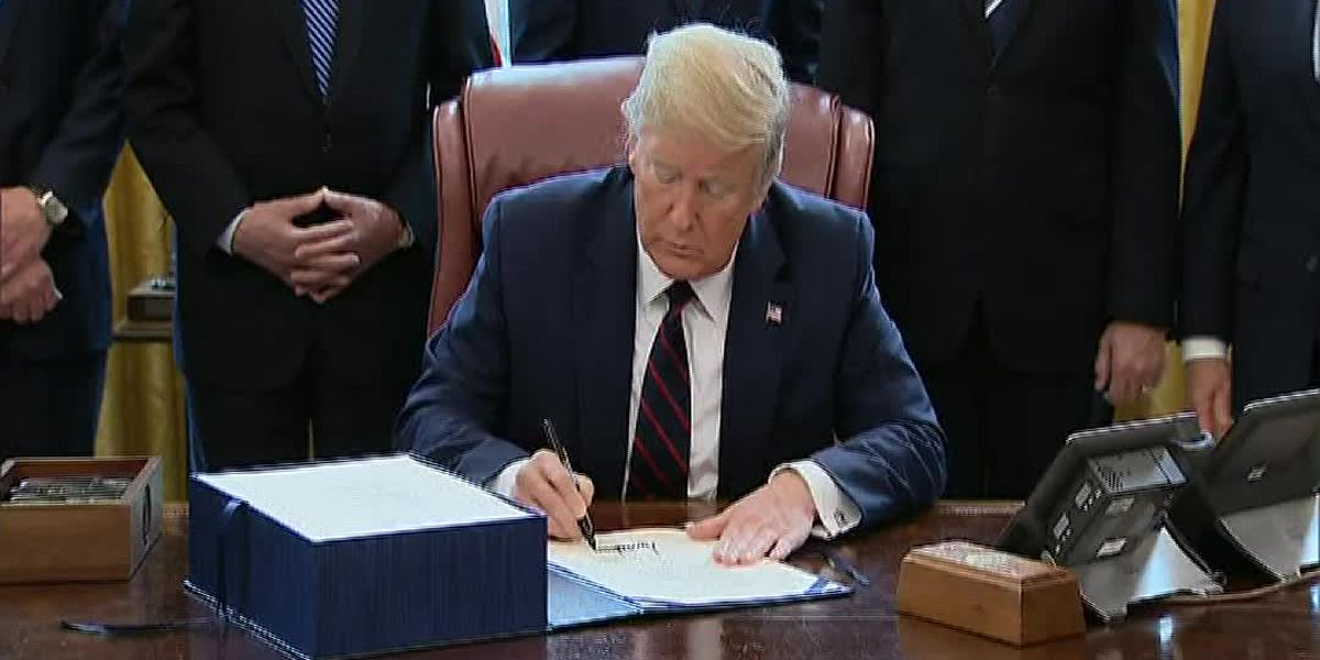 President Trump approves Kentucky Disaster Declaration