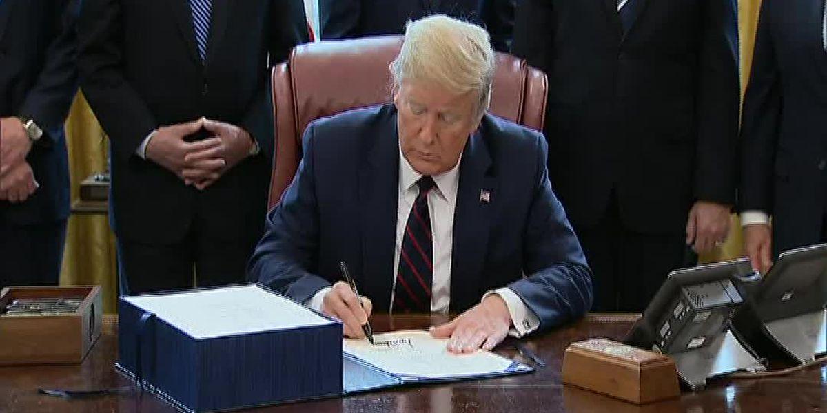 President Trump approves Kansas disaster declaration