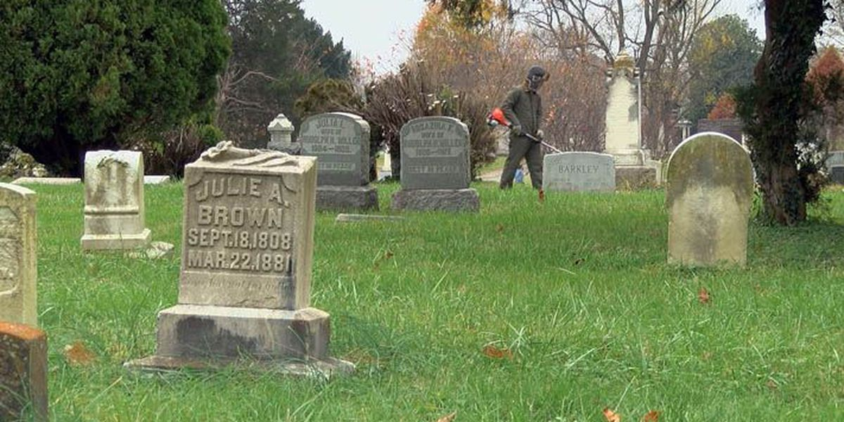 Volunteers, community help Eastern Cemetery recover from theft