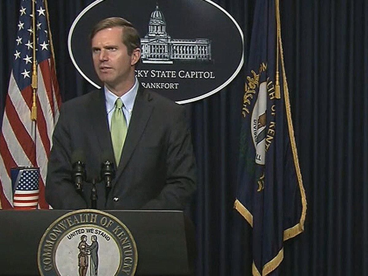 Beshear confirms 14 more COVID deaths in the Commonwealth, 1,864 new cases