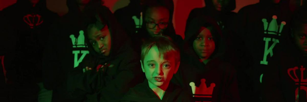 Local students write, produce their own Black History Month tribute video