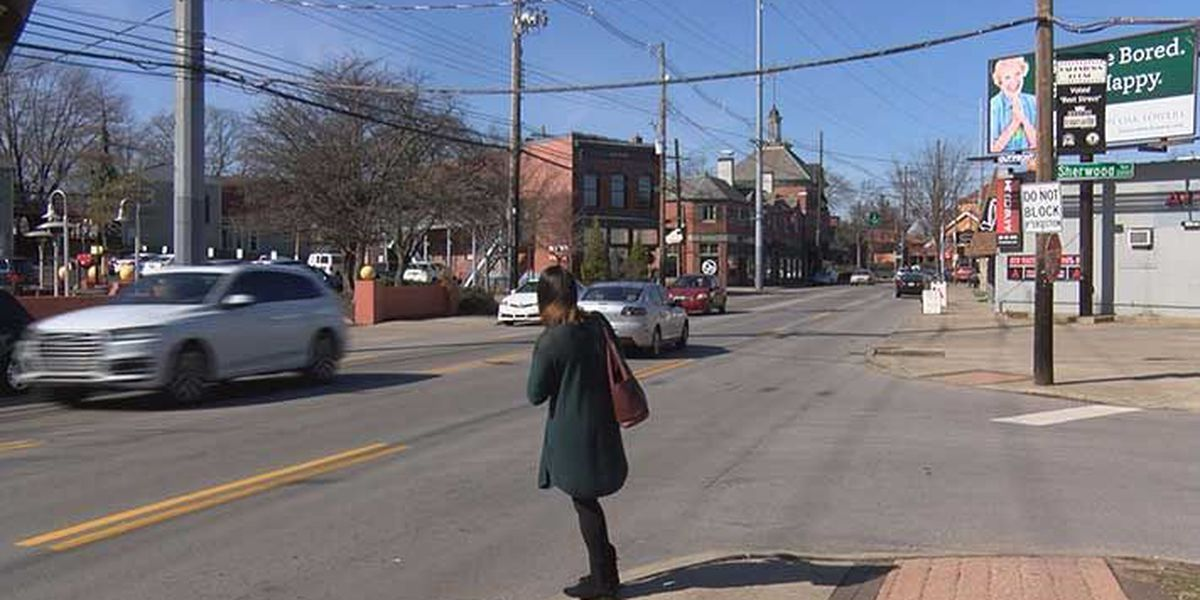 Traffic re-design proposed for Bardstown Road to improve safety