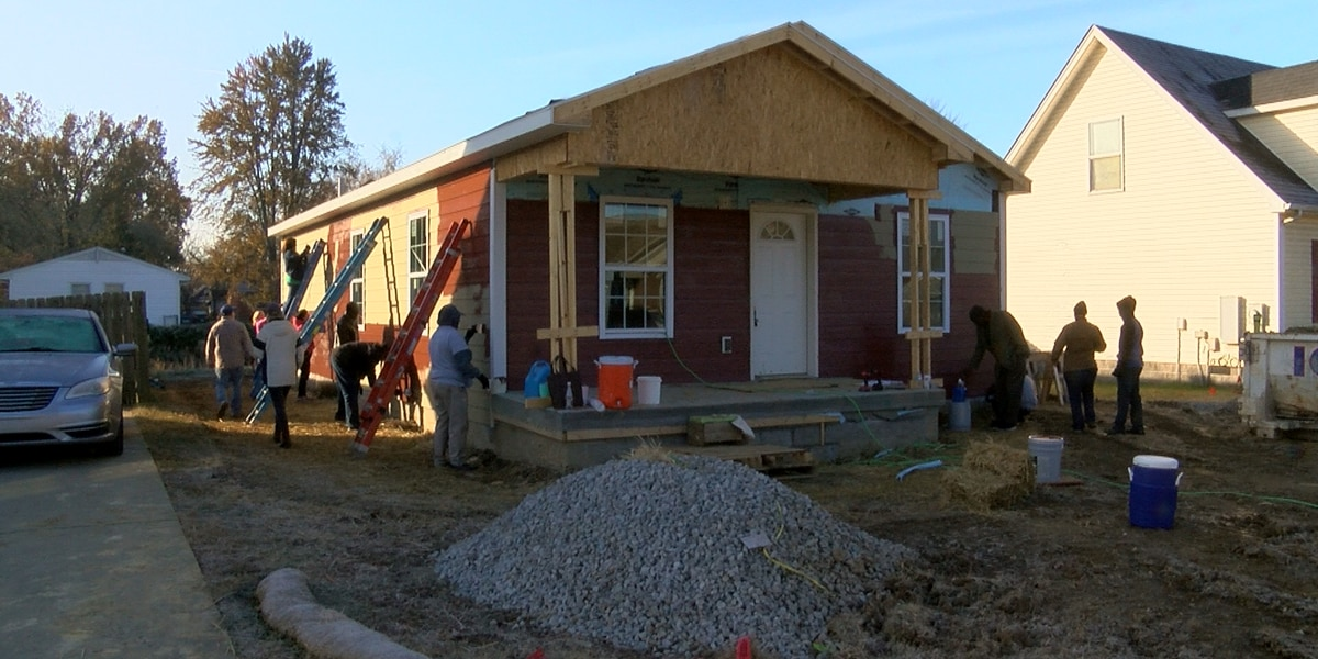 Habitat for Humanity brings faiths together to build home for Louisville family