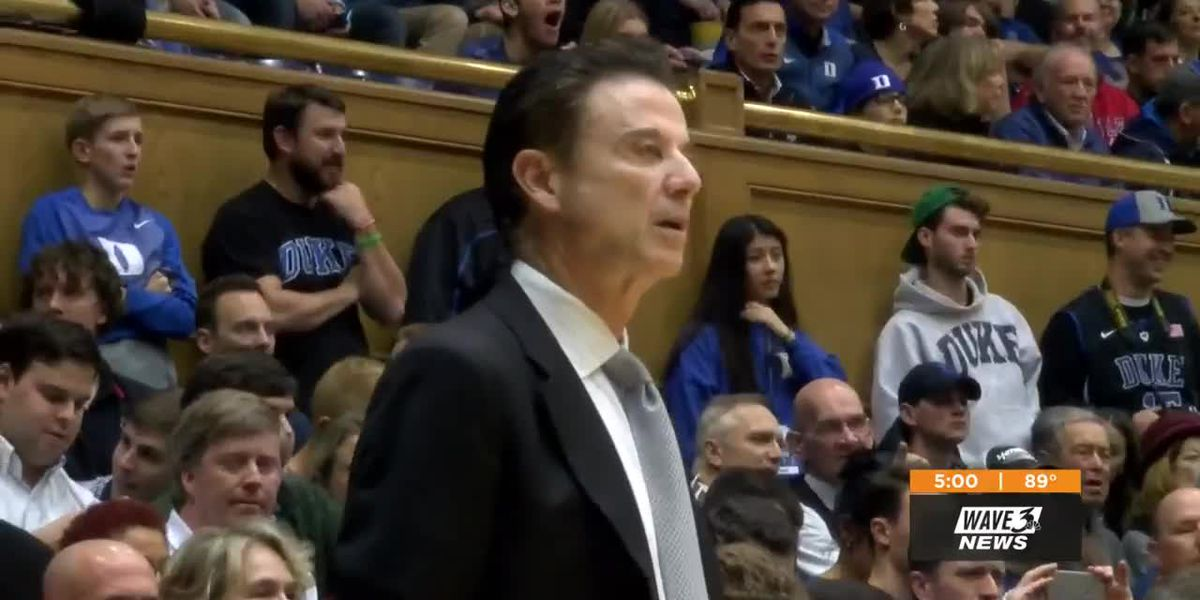 University of Louisville Athletic Association and Rick Pitino reach settlement