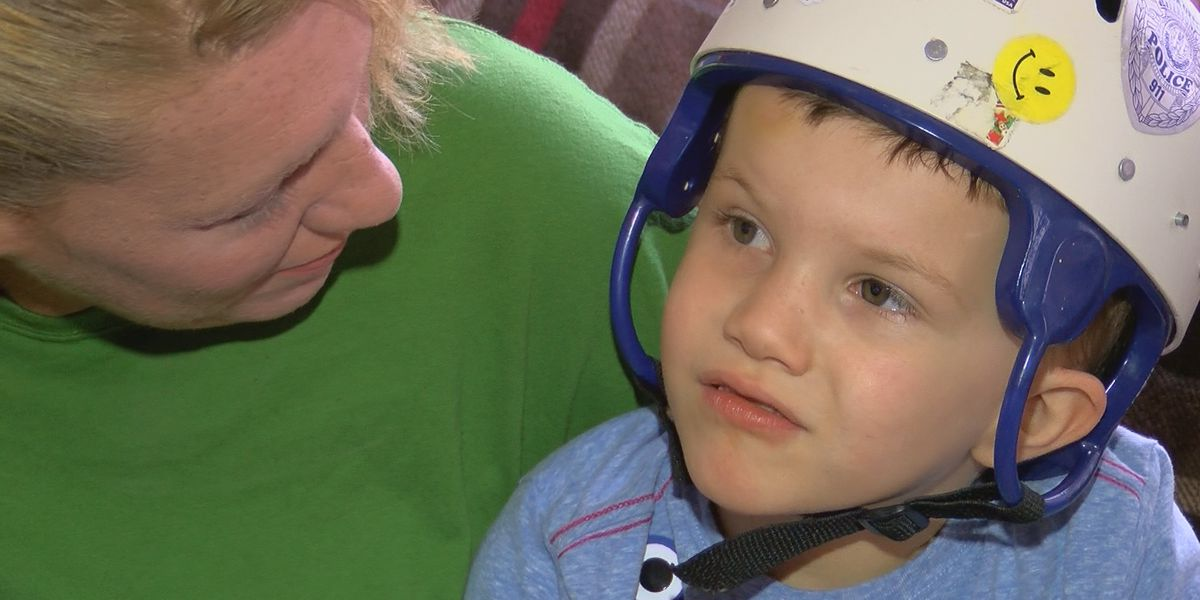 Donor pays for equipment stolen from boy with special needs