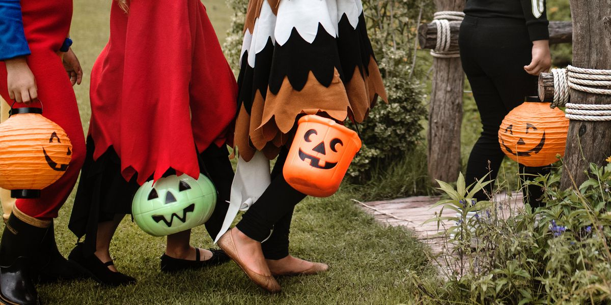 Cities move Trick-or-Treating times due to rain in the forecast