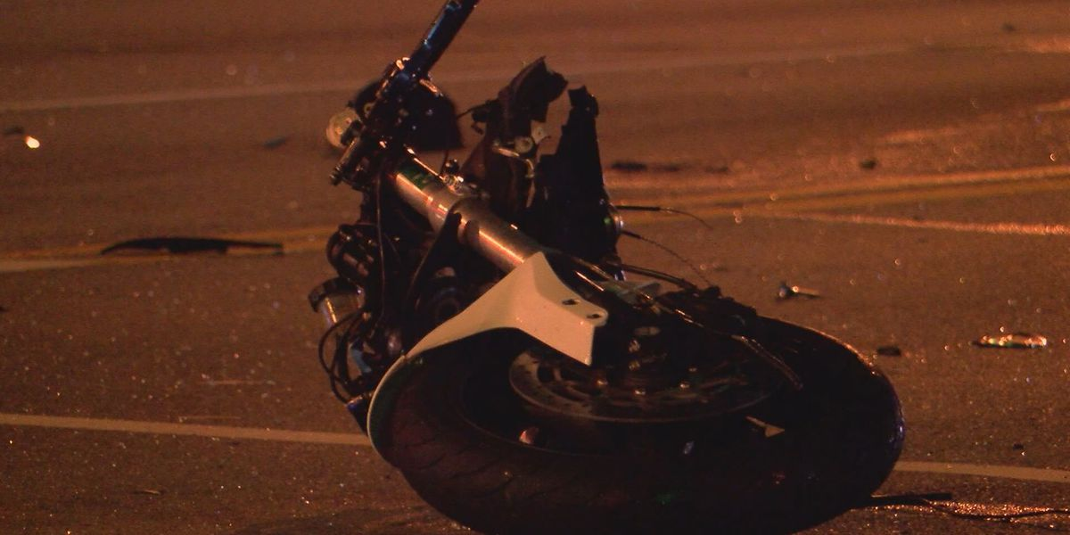 Driver in fatal motorcycle crash will not be held criminally responsible