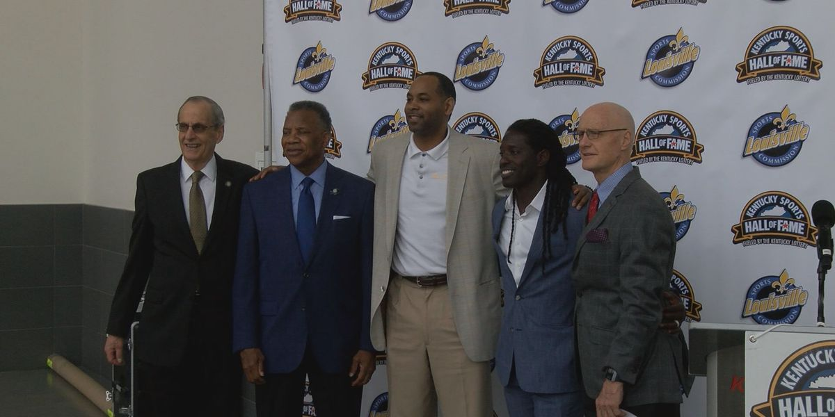 Anderson and Branch among six in Class of 2019 for Kentucky Sports Hall of Fame