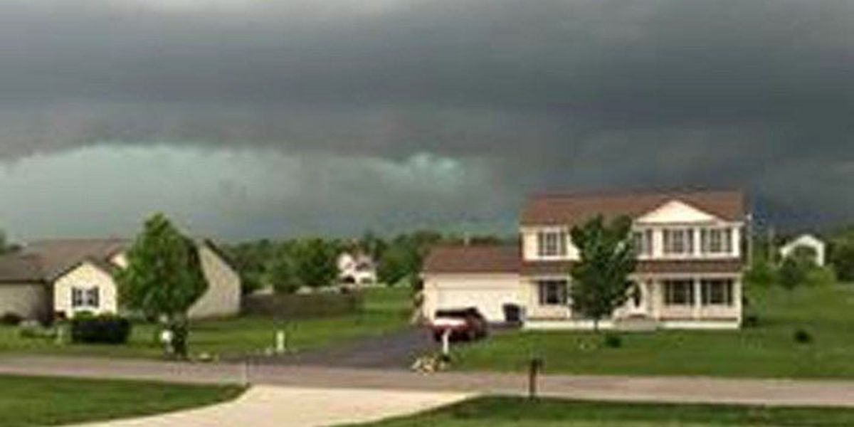 SLIDESHOW: Viewers share severe weather photos