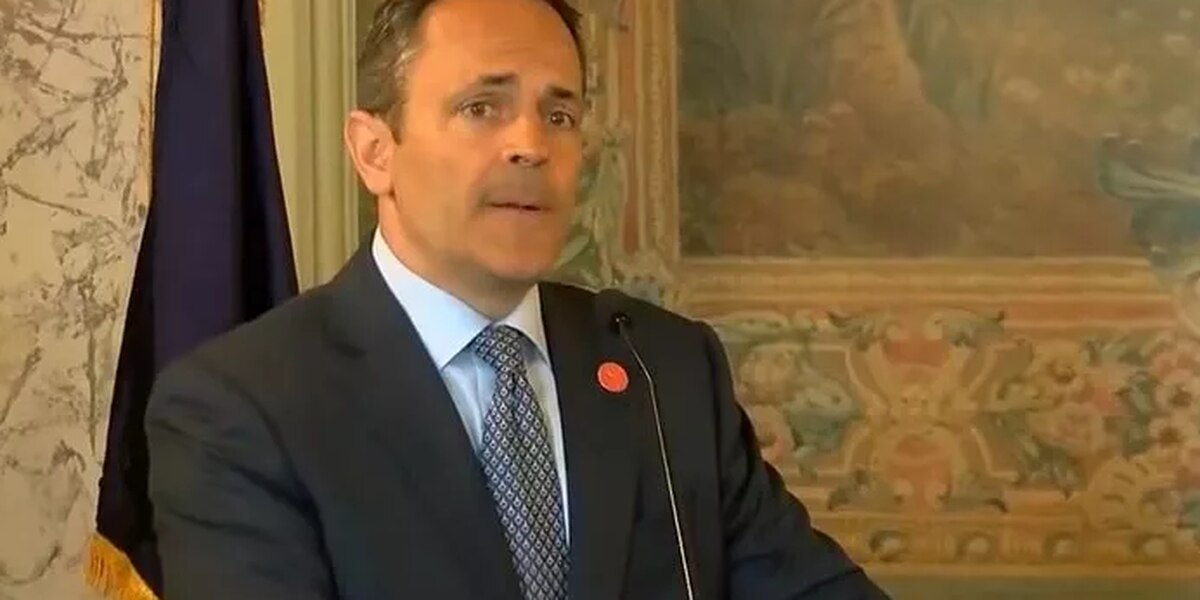 Bevin hits back at 'desperate, angry, bitter' Pitino
