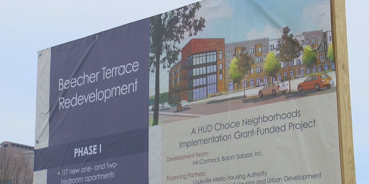 From roadblock to gateway: Beecher Terrace rebuild is underway