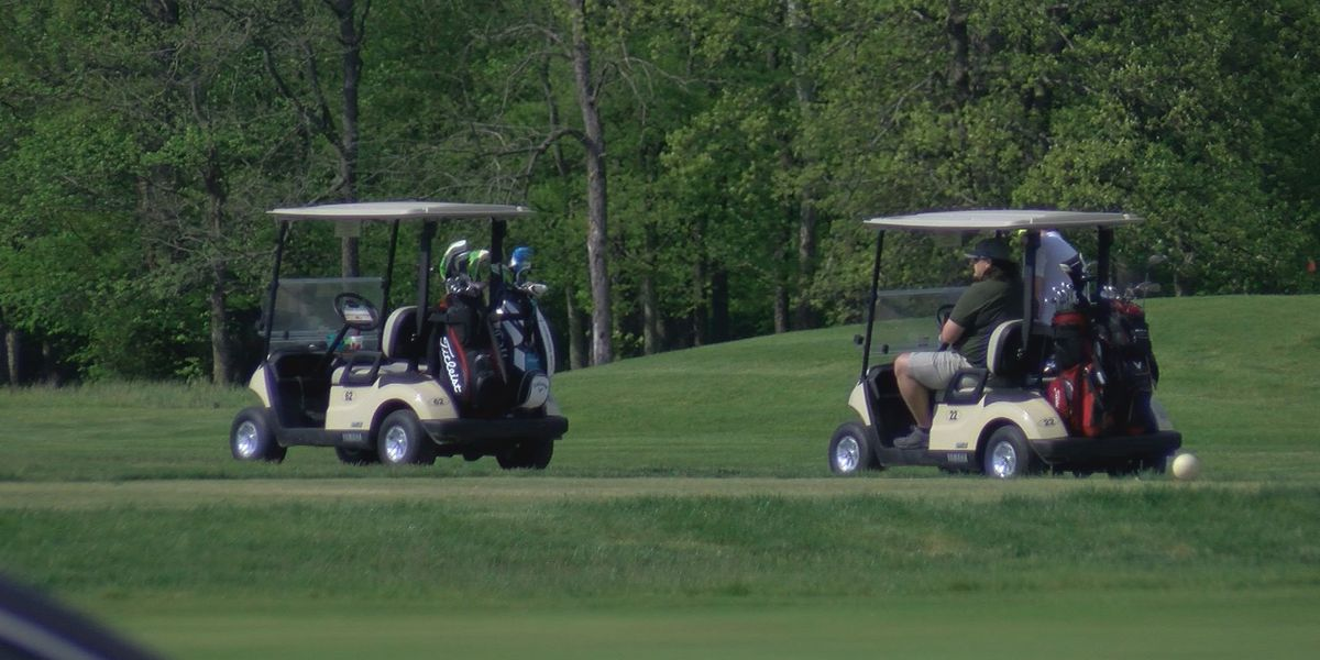 Clarksville golf course reopens with new social distancing guidelines